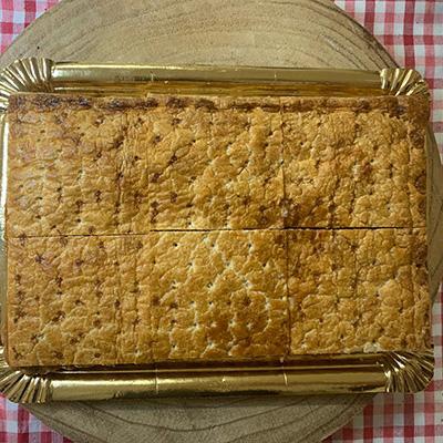 Tradicional empanada de pisto y atún 1 kg (SÓLO MÁLAGA CAPITAL)