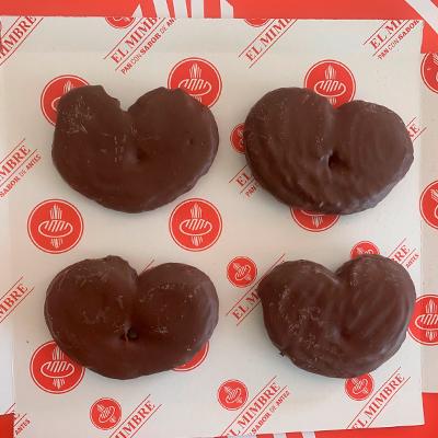 Palmeritas de chocolate (pack de 8 unidades)