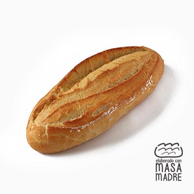 Pan de campo ecológico 400g