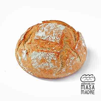 Pan de trigo espelta ecológico 400 g