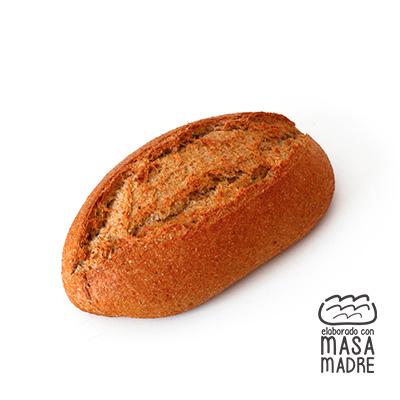 Pan de trigo integral ecológico 400 g
