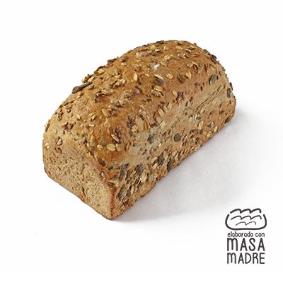Pan de molde Multicereal rebanado 400 g