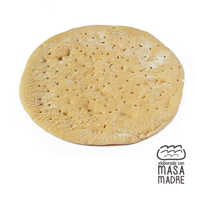 Base de pizza (pack 2 uds x 160 g)