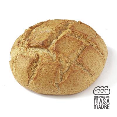 Hogaza con harina integral 70% 450g