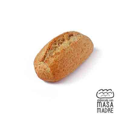 Pitufo con harina integral 40% 70g
